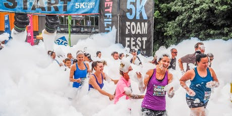 The 5K Foam Fest - Calgary/Airdrie, AB tickets