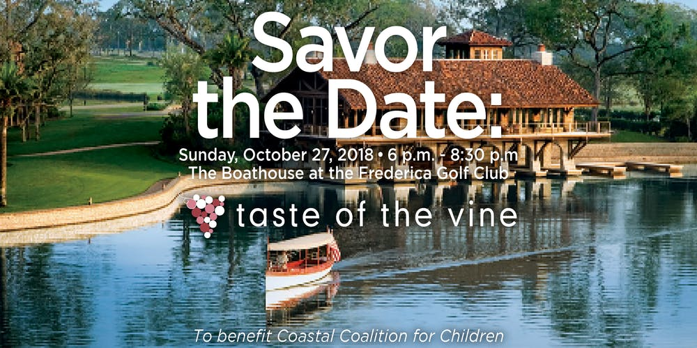 Taste of the Vine to benefit Coastal Coalition for Children