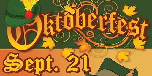 Oktoberfest @ The Bottle Room - LIVE MUSIC