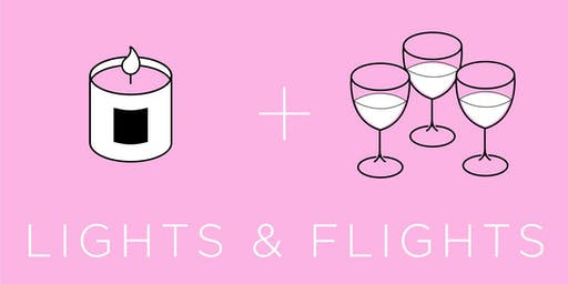 Spagio Wine Lounge & The Candle Lab Presents Grandview Lights & Flights