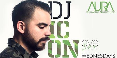Eye Spy Wednesdays ft. Dj Icon |08.21.19| tickets