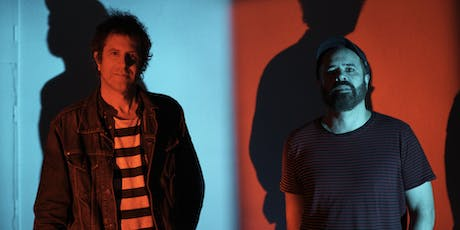 Swervedriver with Pacific Latitudes tickets