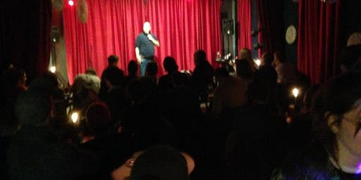 Dead end Comedy - FREE English Comedy show with a Twist!