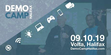 DemoCamp Halifax 2019 tickets