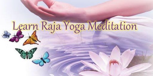Raja Yoga Meditation ; Introductory Course