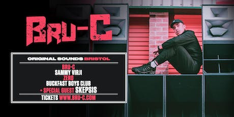 Wide Eyes: Bru-C UK Tour ft. Skepsis, Sammy Virji, Zero & More! tickets