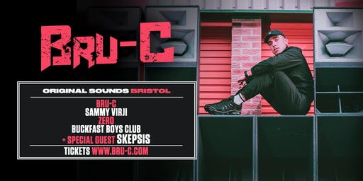 Wide Eyes: Bru-C UK Tour ft. Skepsis, Sammy Virji, Zero & More!