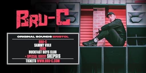 Wide Eyes: Bru-C UK Tour ft. Skepsis, Sammy Virji, Zero & More!