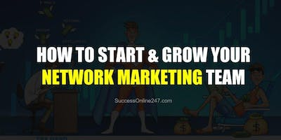 How to Start and Grow your Network Marketing Business - Paris