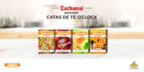 CATA CACHAMAI O`´´ CLOCK entradas
