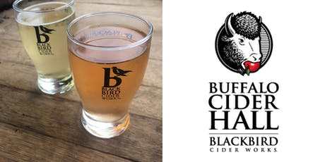 Buffalo Alumni Chapter Alumni Tour of Buffalo Cider Hall tickets