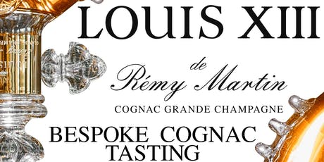 Louis XIII Cognac Tasting at The Curtain tickets