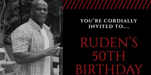 Ruden's 50th Birthday Bash