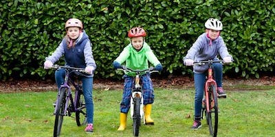 Learn to Ride a Bicycle Event