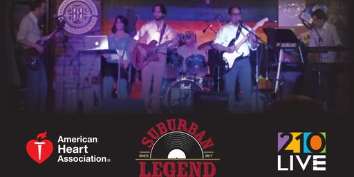 Suburban Legend - 4th Annual Concert to Benefit American Heart Association