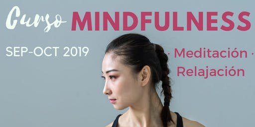 Curso Mindfulness Edición Septiembre