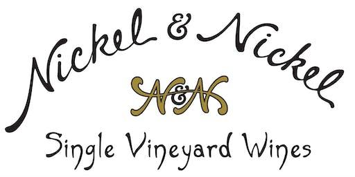 An Evening of Dinner and Nickel & Nickel Single Vineyard Wines