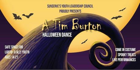 SunServe: A Tim Burton Youth Halloween Dance tickets