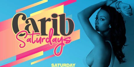 Carib Saturday's REGGAE - HIP HOP - Afrobeats  tickets