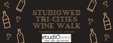 StudioWed Wedding Wine Walk