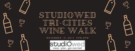 StudioWed Wedding Wine Walk tickets