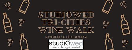 StudioWed Wedding Wine Walk