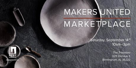 Birmingham Makers United Marketplace tickets