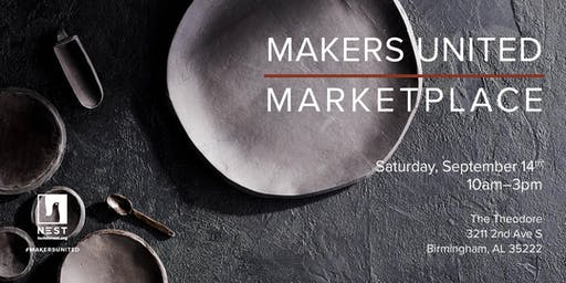 Birmingham Makers United Marketplace