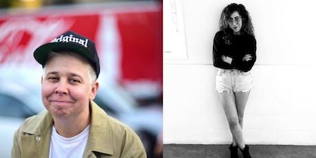 Ariana Reines & Ali Liebegott tickets