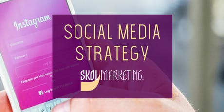 Grow with Social Media Strategy - Hosted By The Commons tickets
