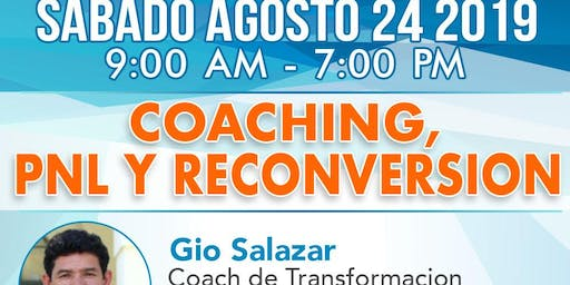 COACHING, PNL Y RECONVERSION.