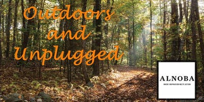 "Outdoors and Unplugged Series: ""NUTS ABOUT ACORNS"""
