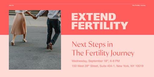 Fertility Next Steps - Wednesday, September 18th, 6-8pm