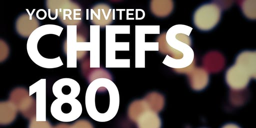 CHEFS 180 at CAFE 180