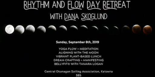 Rhythm and Flow Fall Day Retreat with Dana Skoglund