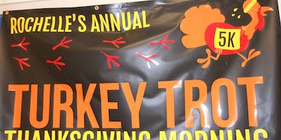 Rochelle's 9th Annual Turkey Trot 2019