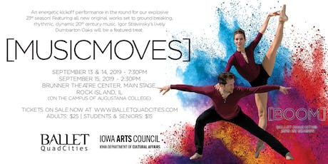Ballet Quad Cities presents MusicMoves tickets