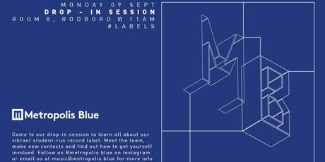 Metropolis Blue - Drop In Session tickets