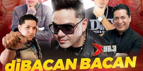 X96.3FM DJ BACAN Este SÁBADO  en Sabor Latino Queens tickets