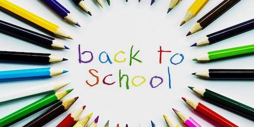 POAC NoVa's Annual Back-to-School Meeting