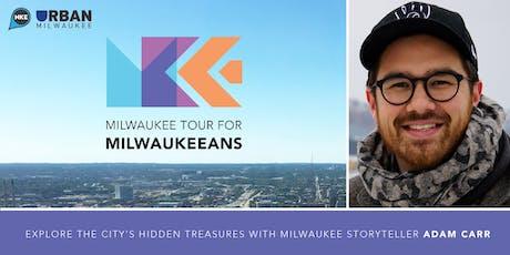 Milwaukee Tour (For Milwaukeeans!) tickets