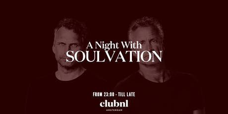 A Night With Soulvation tickets