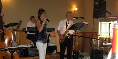 Live Music by the Mary Guentzel Quintet