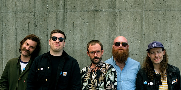 IDLES - SOLD OUT