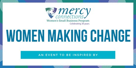 Women Making Change: 30 Years of the Women's Small Business Program tickets
