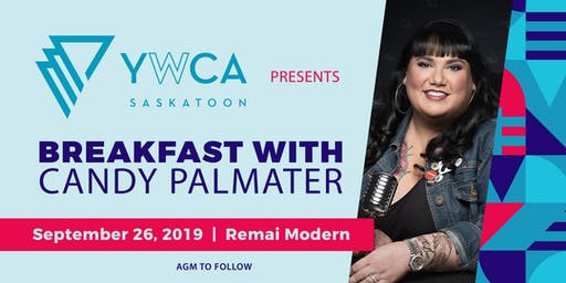 YWCA presents Candy Palmater