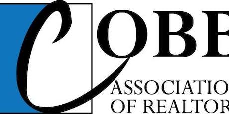 Cobb Association of REALTORS® October Membership Luncheon tickets