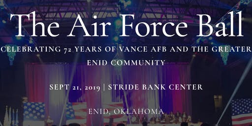 Vance Air Force Base Community Ball