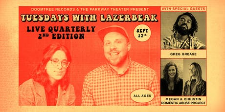 Tuesdays with Lazerbeak // Live Podcast Recording tickets