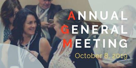 CESBA Annual General Meeting (AGM) 2019 | Assemblée annuelle générale 2019 tickets